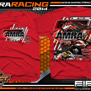AMRA Dirt Modified and Dirt Late Model T-Shirt