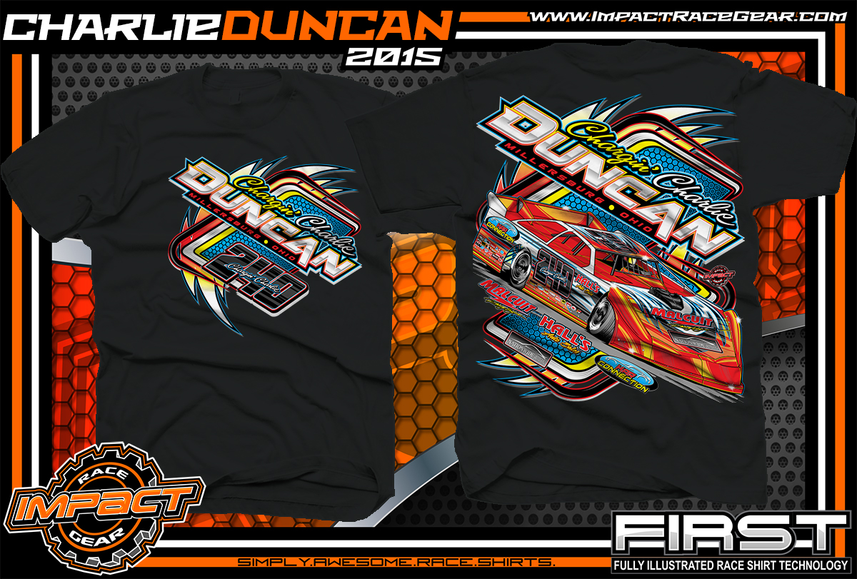 Custom racing shirts impact racegear for Racing t shirts custom