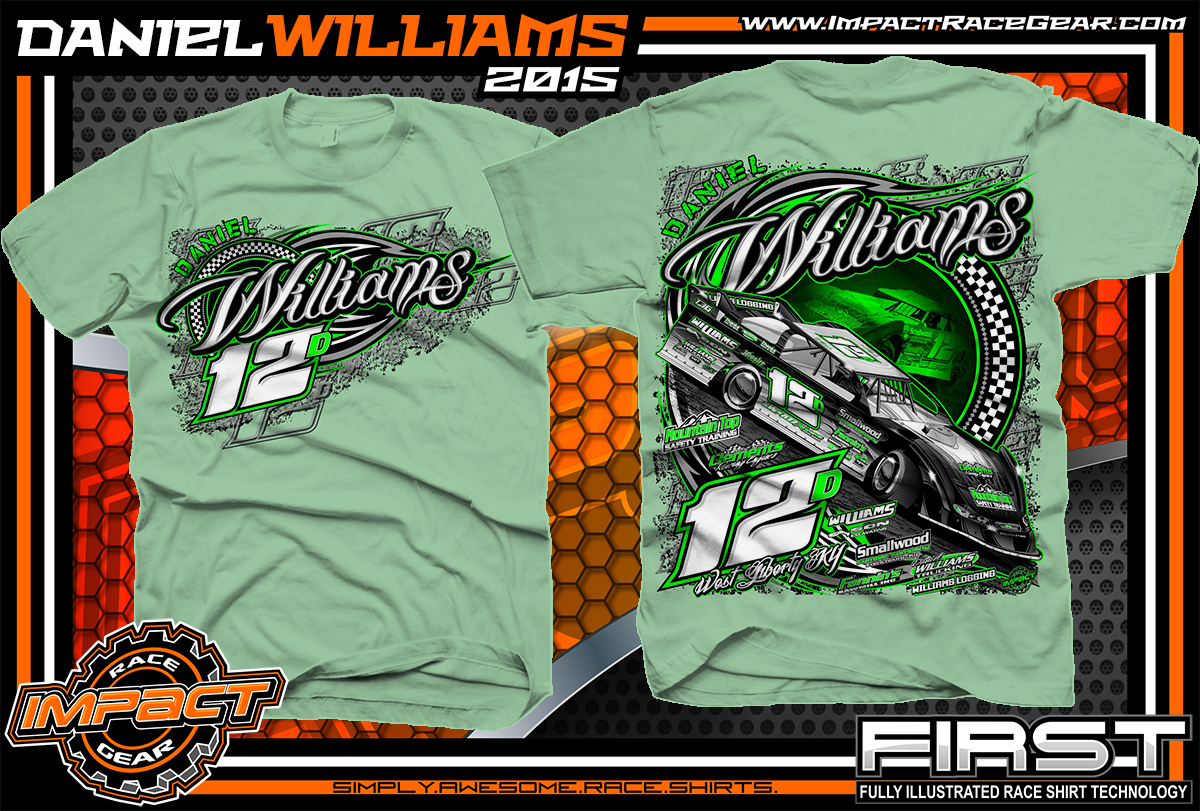 dirt late model shirts - Racing T Shirt Design Ideas