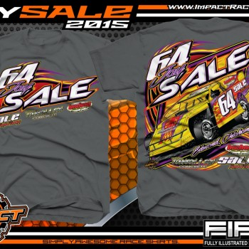 Jay Sale USMTS Modified FIRST Series 2015 Charcoal
