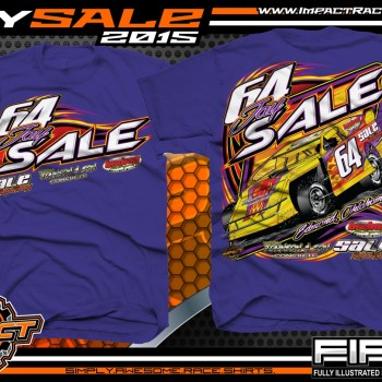 Jay Sale USMTS Modified FIRST Series 2015 Purple