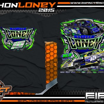 Nathon Loney Modified 2015 Blk