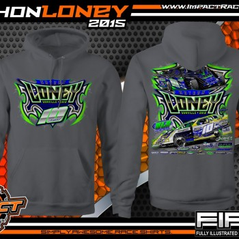 Nathon Loney Modified 2015 Hoodie
