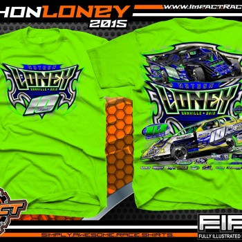 Nathon Loney Modified 2015 NG