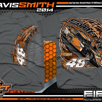 Travis Smith Dirt Modified T-Shirt