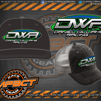 Daniel Williams Racing HeadGear