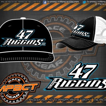 Eric Riggins Sprint Car HeadGear