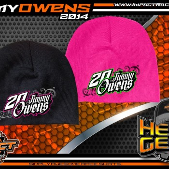 Jimmy Owens Ladies Beanie 2015