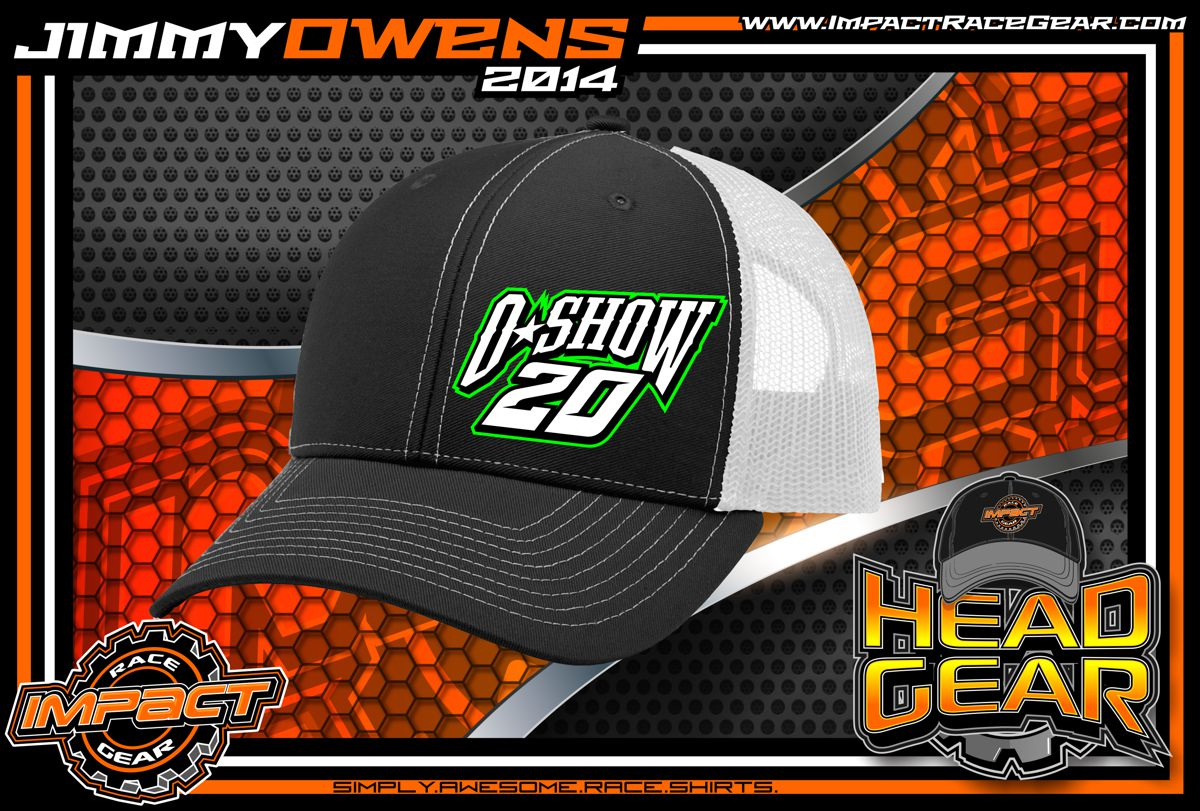 Jimmy Owens O Show Racing Trucker Hat 2015. Jimmy Owens Ladies Camo Racing  Hat 2015. JRC Race Cars Fitted ... 24d377169842
