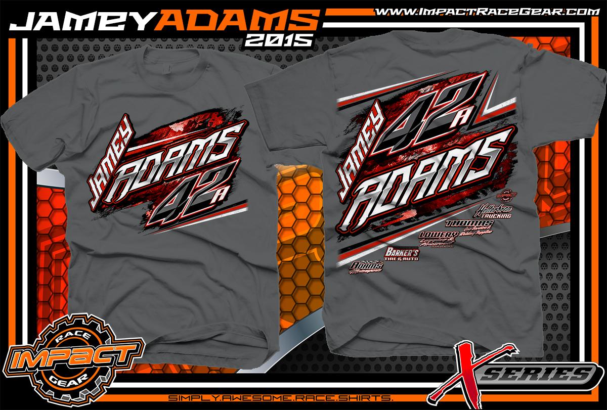 X Series Racing Shirts Impact Racegear