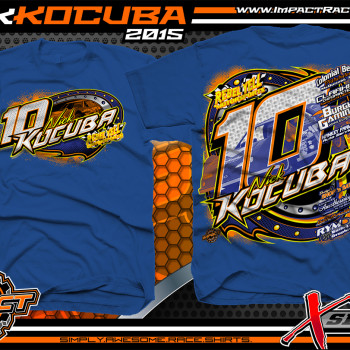 Nick Kocuba Dirt Racing X-Series Shirt