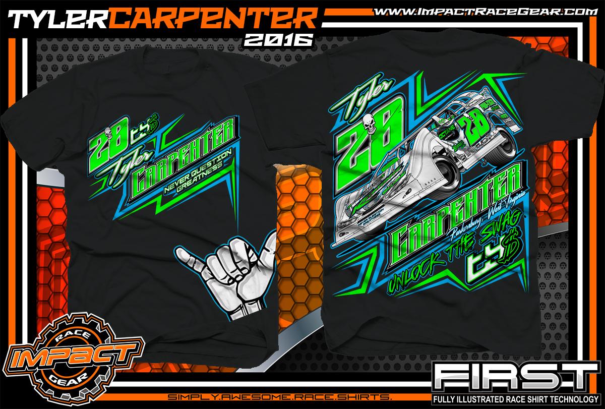 2016 Racing Shirt Designs Gallery Impact Racegear 877 743 8337
