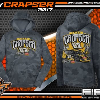 Cory Crapser USMTS Modified Dirt Racing Premium Hoodie