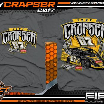 Cory Crapser USMTS Modified Dirt Racing Shirt