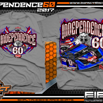 Race Track Event Shirts Portsmouth Raceway Park Lucas Oil Dirt Late Model Racing T-Shirts