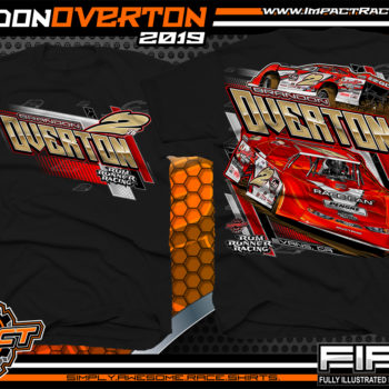 Brandon-Overton-Super-Dirt-Late-Model-Lucas-Oil-Racing-Series-Dirt-Track-T-Shirts-Black