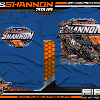 Chris-Shannon-The-Cannon-Lucas-Oil-Dirt-Late-Model-Cincinnati-Ohio-Royal-Blue