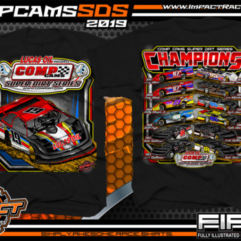 Comp-cams-Super-Dirt-Series-Champions-Lucas-Oil-Jack-Sullivan-Kyle-Beard-Billy-Moyer-Bill-Frye-Dirt-Late-Model-Racing-TShirts-Black