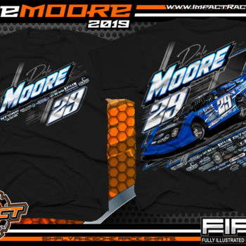 Dale-Moore-Lucas-Oil-Dirt-Late-Model-Racing-TShirts-Racing-Tees-North-Carolina-Racing