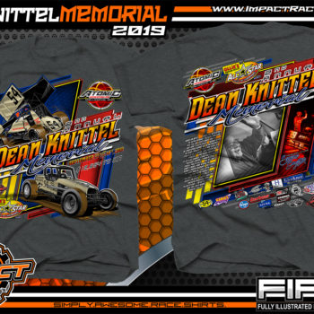 Dean-Knittel-Memorial-Atomic-Speedway-All-Star-Circuit-of-Champions-Sprint-Cars-Throwback-Shirt-Spencer-Bayston-Winner-Dark-Heather