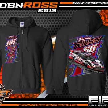 Hayden-Ross-Ross-Racing-Dirt-Late-Model-Rocket-Chassis-Lucas-Oil-Racing-Hoodie-Hooded-Sweatshirt-Oklahoma-Black