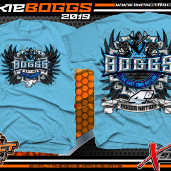 Jackie-Boggs-The-Last-True-Outlaw-Dirt-Late-Model-Racing-T-Shirts-Lucas-Oil-Dirt-Late-Model-Racing-Series-Grayson-Kentucky-Sky-Blue