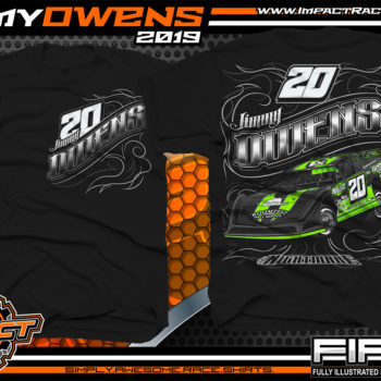 Jimmy-Owens-Lucas-Oil-Late-Model-Dirt-Series-Champion-Dirt-Track-Racing-Shirts