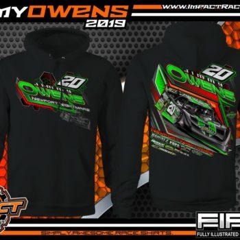 Jimmy-Owens-Lucas-Oil-Late-Model-Dirt-Track-Racing-Hoodie