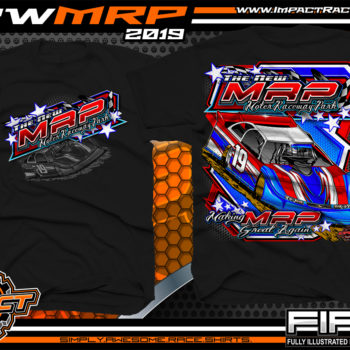 Moler-Raceway-Park-Race-Track-Shirts-Dirt-Racing-TShirts-Black
