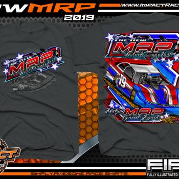 Moler-Raceway-Park-Race-Track-Shirts-Dirt-Racing-TShirts-Charcoal