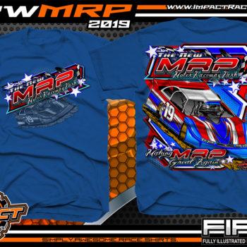 Moler-Raceway-Park-Race-Track-Shirts-Dirt-Racing-TShirts-Royal
