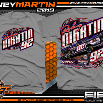 Rodney-Martin-Rocketman-Dirt-Late-Model-Racing-T-Shirts-Georgia-Gravel