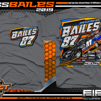 Ross-Bailes-BWRC-Icon-House-Car-Lucas-Oil-Dirt-Late-Model-Series-T-Shirts-South-Carolina-Charcoal