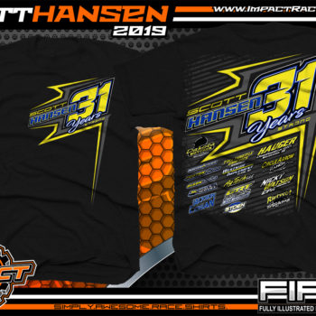 Scott-Hansen-Dirt-Track-Racing-TShirts-South-Dakota-Black