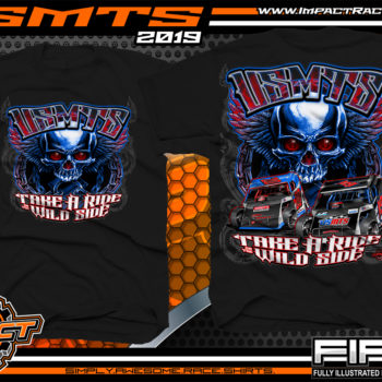 United-States-Modifed-Touring-Series-Racing-Tshirts-Dirt-Racing-Shirts-USMTS-Wildside-Black